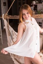 Gorgeous Latvian cutie Nika O 01