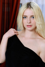 Gorgeous Blonde Teen Model Angel Celine 04