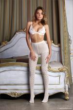 Katya Clover Sexy Teen Strips 01