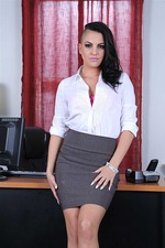 Kinky Pornstar Rachael Madori 00