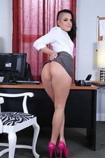 Kinky Pornstar Rachael Madori 09