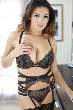 Danica Dillon In Action 00