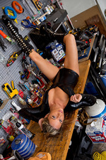 Nikki Sims Work Bench 10