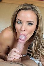 Pristine Edge Glamour Pornstar Slut Sucks And Fucks 23