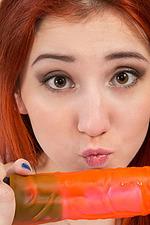 Crazy Redhead Russian Teen Lolah 11