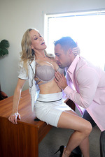 Brandi Love And Hollie Mack- -teacher Fucks Teens 01
