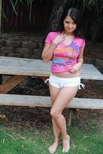 Chrissy B Busty Teen Model 07