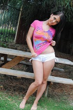 Chrissy B Busty Teen Model 10
