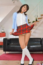 Naughty Teen Schoolgirl Sucks 00