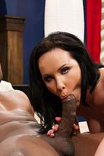 Katie St Ives Titty Cumshot 02