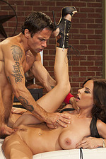 Brandy Aniston In Hardcore Action 03