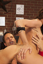 Brandy Aniston In Hardcore Action 19