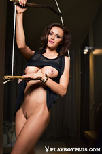 Playboy Slovenia Manja Dobrilovic  00