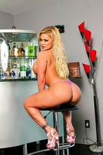 Shyla Stylez Interracial Sex 12