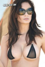 This bikini is not so big fortunately 00