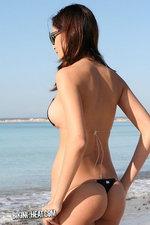 This bikini is not so big fortunately 06