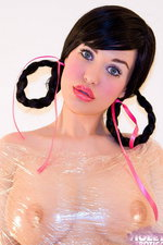 Girl meat in plastic 05