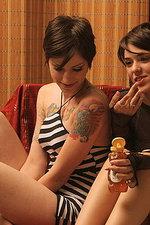 Leona & Kayla-Jane 01