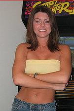Donna on an amateur photos 03