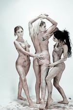 Rima Alla Riyeesa - My three graces 00