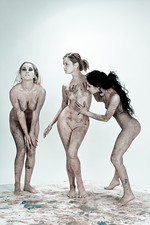 Rima Alla Riyeesa - My three graces 05
