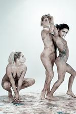 Rima Alla Riyeesa - My three graces 07