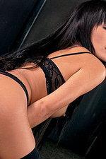 Davon Kim in lingerie 13