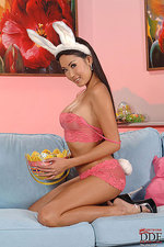 Sexy Easter bunny from Asia 04