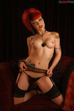 Tara Ryze is a lovely tattooed babe 09