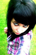 Emo teen selfshot pics 03