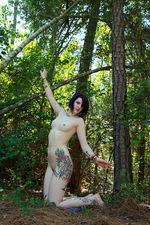 Elizabeth exotic skin art 02