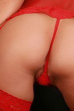 Red stockings shock 10