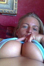 Trophy blonde wife ready for the cock 03