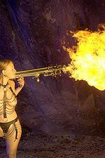 Sarah - Fire 03