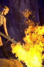 Sarah - Fire 05