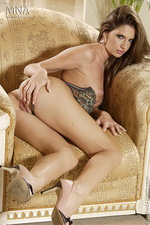 Bambi fingers and plays with herself 01