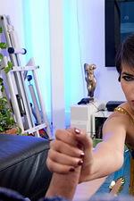 Jasmine Arabia, 20 yo oriental belly dancer 04