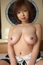 Japanese Babe with Natural Big Tits 03