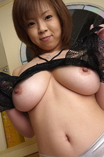 Japanese Babe with Natural Big Tits 07