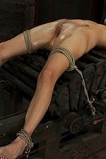 Slave bondage girl  14