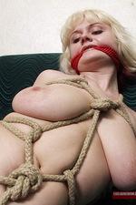 Bound prisoner 16