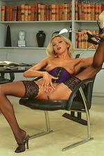 Sexy secretay babe 11