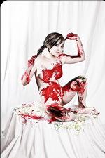 Amanda Vivid Paint Pussy 03