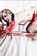 Amanda Vivid Paint Pussy 13