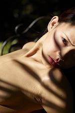 Mayuko Red Scarf 04