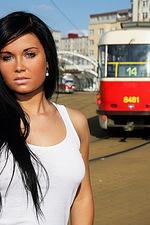 Florencia in Tram 14  03