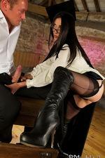 School mistress 12
