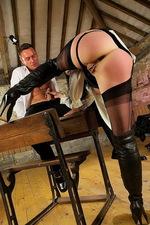 School mistress 14