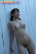 Young japanese shaved gilr Mimura 17