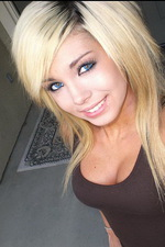 Hot blonde emo girls 06